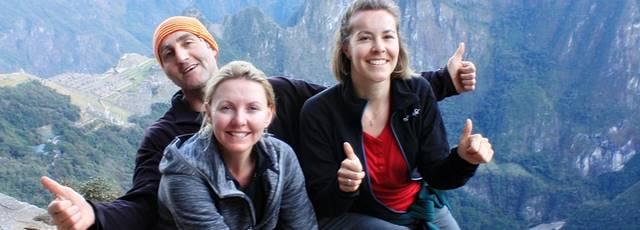 Davic excellent three week Peruvian adventure