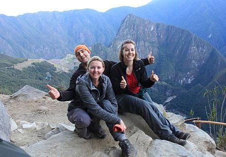 Intipunku – The Sun Gate at Machu Picchu