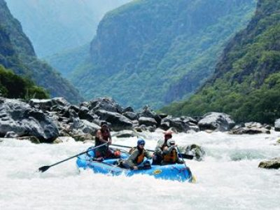 Trinche rapids apurimac