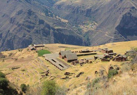 Huchuy Qosqo – Inca complex