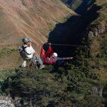 Canopy near Machu Picchu