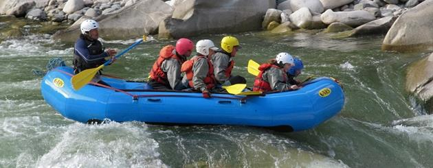 Coatahuasi Whitewater rafting