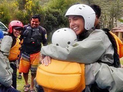Finding true happiness in Peru