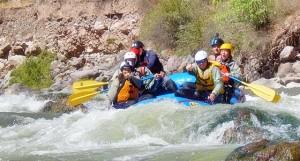 Majes Rafting