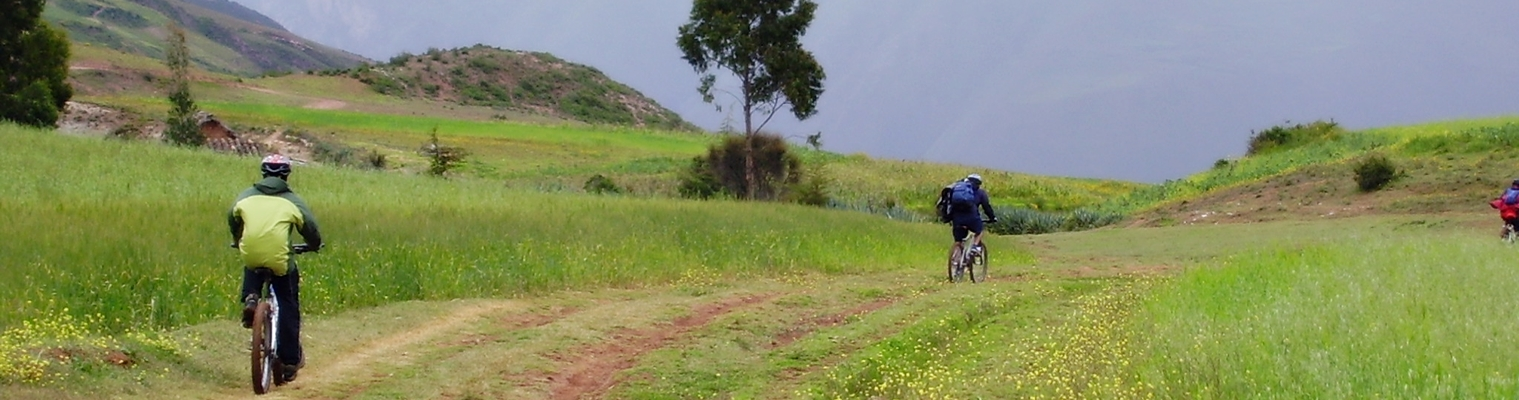 Mountain Biking Cusco - Maras Moray