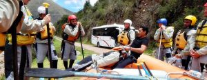 Choosing the right rafting company