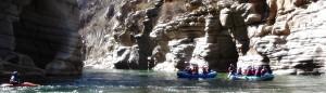 whitewater rafting apurimac Purgatory gorge