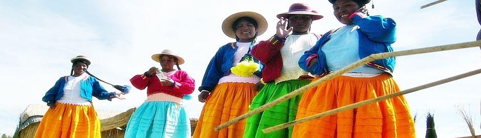 Cultural Peru tour Lake Titicaca