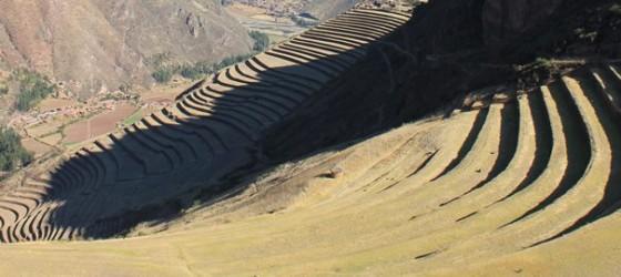 Pisaq ruin tour from Cusco to Machu Picchu