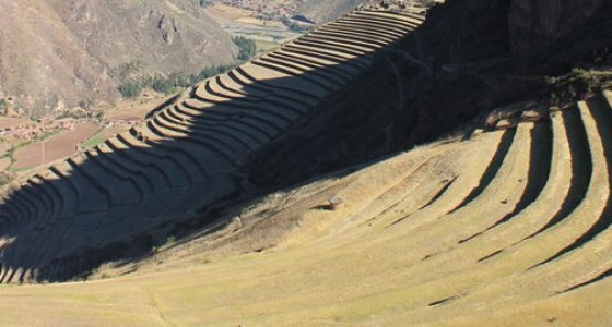 Pisaq ruin tour from Cusco to Machu Picchu