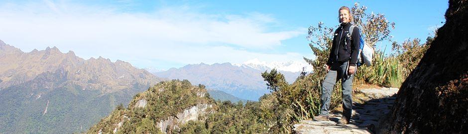 Inca Jungle trip to Machu Picchu
