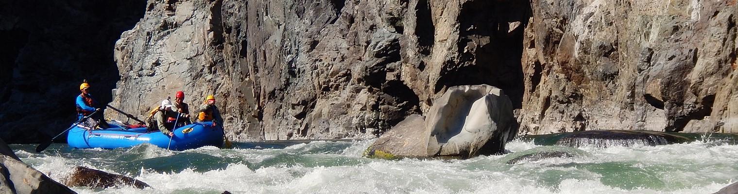 Peru Rafting white water river tours
