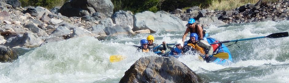 Rafting Apurimac 4 day expedition