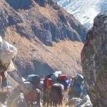 Salkantay trail Machu Picchu hike 5 days