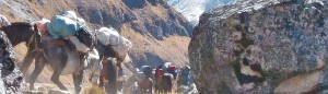 Salkantay trail Machu Picchu hike 5 days