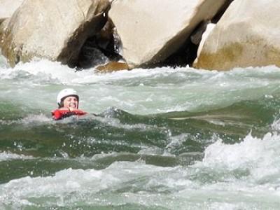 Apurimac black canyon rafting