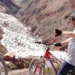 Maras Moray mountain biking Cusco