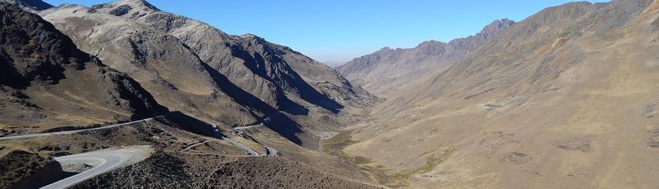 Lares mountain biking circuit