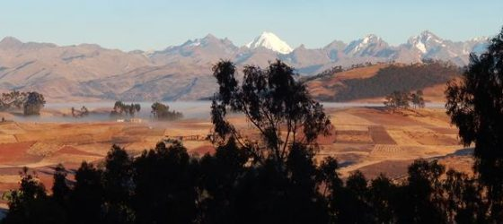 Chincheros Sacred Valley
