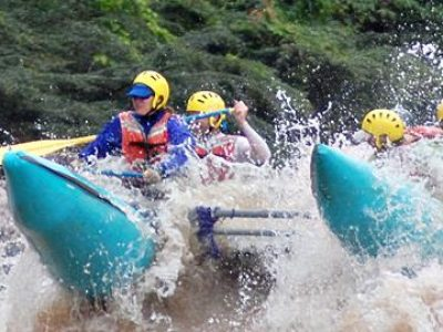 Urubamba whitewater river rafting Cusco