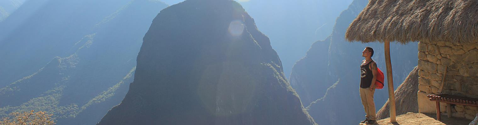 Machu Picchu Adventure Tours Scenery