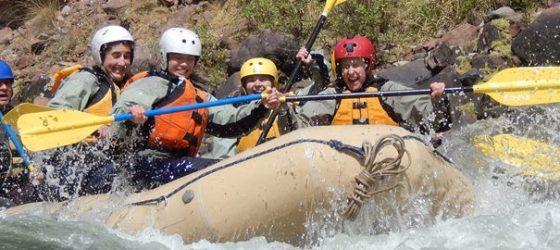 Cañete Rafting Paullo Socci