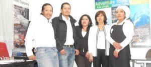 River Explorers staff