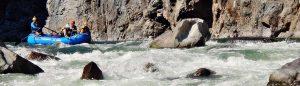 Apurimac Black Canyon rafting 2 days