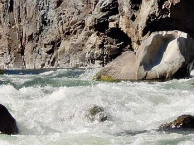 Apurimac Black Canyon rafting 2 days