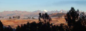 Vilcambamba Mountain range Sacred Valley