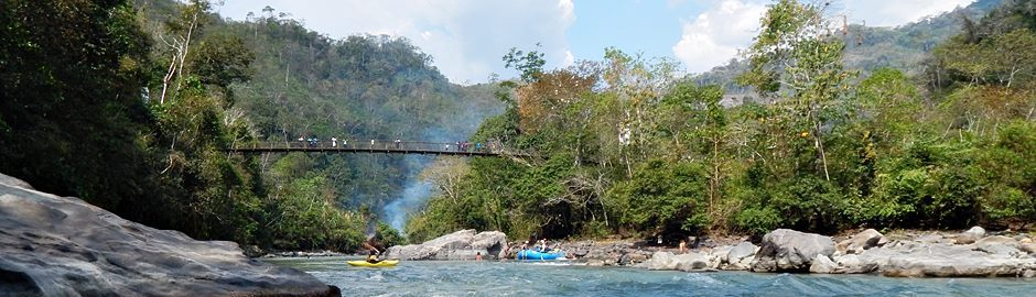 Yavero rafting, Pongo the Mainique Machu Picchu