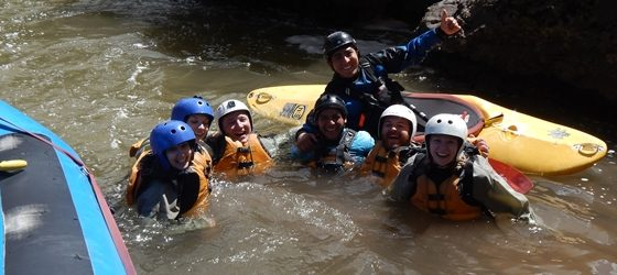 Safety Guide for White Water River Rafting for Cusco and Peru