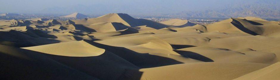 Huacachina desert holidays peru