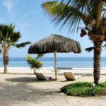 Peru northern beach