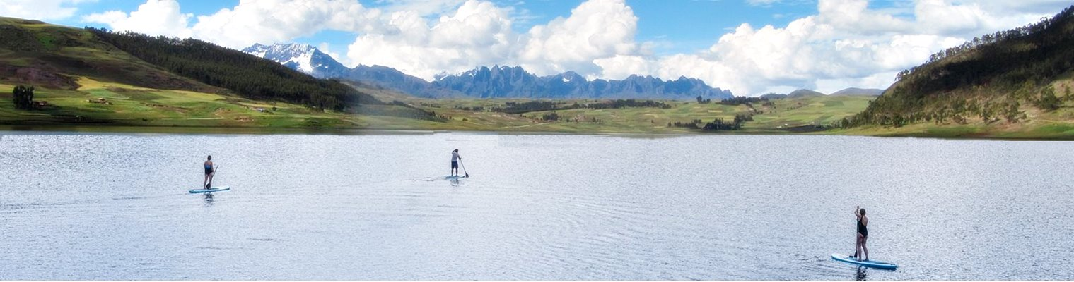 Stand up paddle Cusco Peru