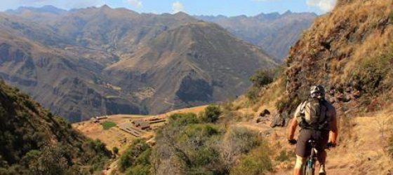 MTB downhill Huchuy Qosqo