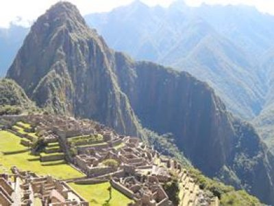 City of Machu Picchu
