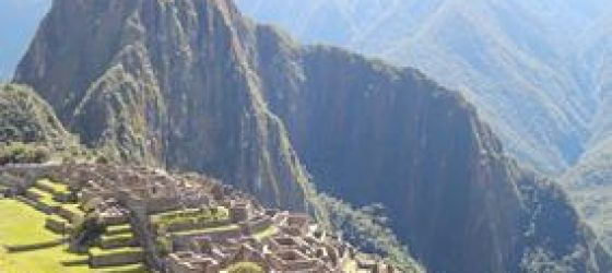 City of Machu Picchu